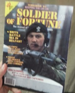 Soldier of Fortune; July 1984