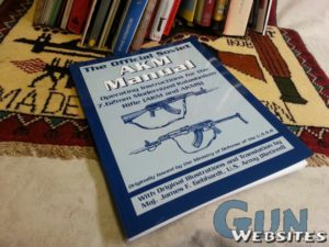 The Official Soviet AKM Manual; 1998