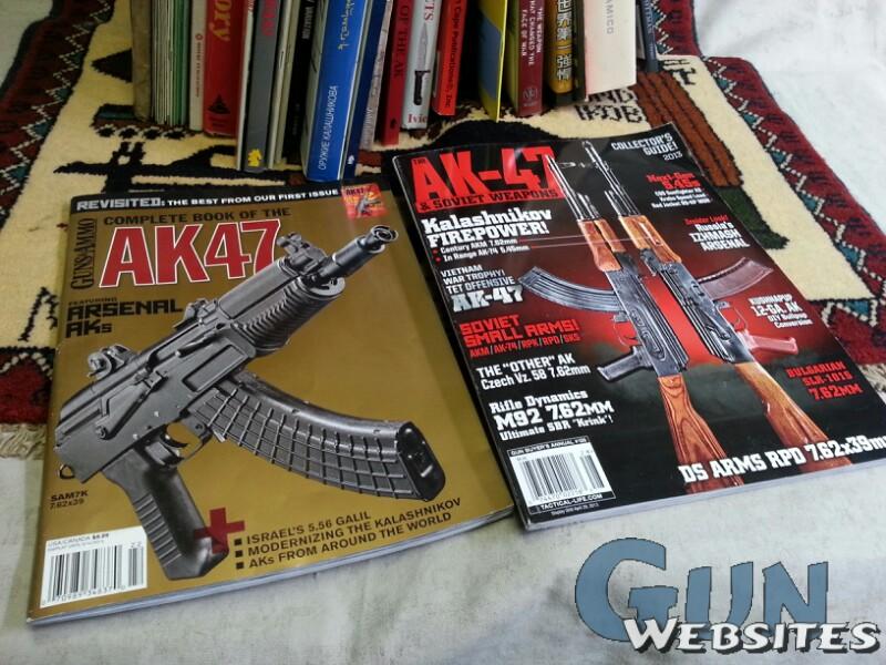 Guns & Ammo | AK47 Books