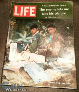 Life Magazine: North Vietnam Soldiers; 1968