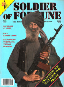 Soldier of Fortune; May 1983