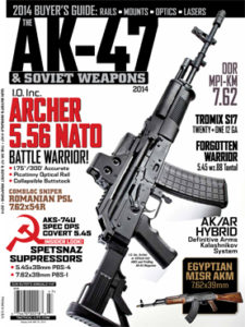 AK-47 & Soviet Weapons, 2014