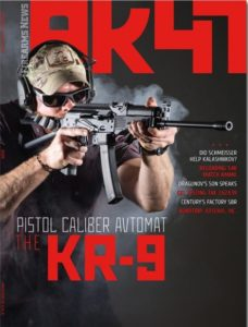 Firearms News, Book of the AK47 2016