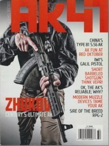 Firearms News, Book of the AK47 2017