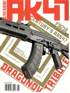 Guns & Ammo, AK47, 2015