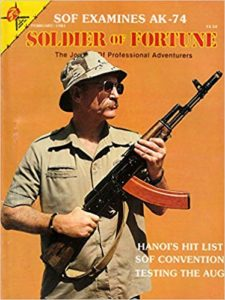 Soldier of Fortune; Feb 1981
