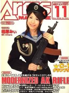 Arms Magazine, Nov. 2008