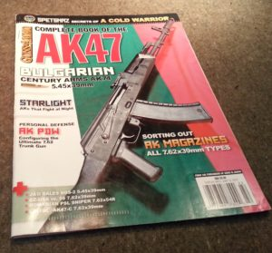 Guns & Ammo, Complete Book of the AK47, 2010