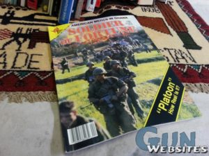Soldier of Fortune; April 1987