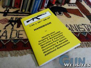 7.62 x 39 mm AK-47 Handbook; 2005