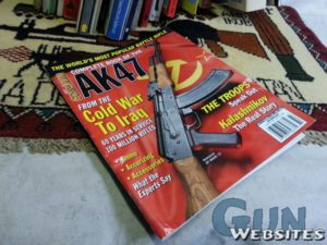 Guns & Ammo: Complete Book of the AK47; 2009