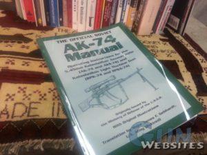 Official Soviet AK-74 Manual: 2006