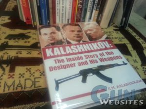 Kalashnikov: The Inside Story of the Designer and His Weapons; 2011