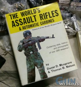 The Worlds Assault Rifles & Automatic Carbines; 1967