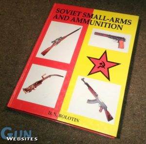 Soviet Small Arms and Ammunition; 1995