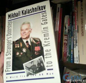 Mikhail Kalashnikov: From a Strangers Doorstep to the Kremlin Gates, 1997
