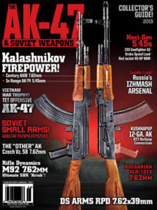 The AK-47 & Soviet Weapons, 2013