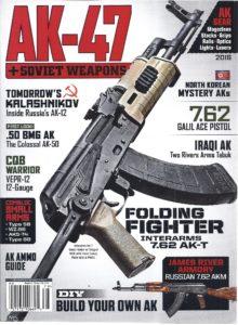 AK-47 & Soviet Weapons, 2016
