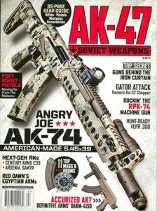 AK-47 & Soviet Weapons, 2017