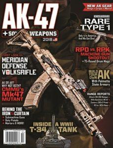 AK-47 & Soviet Weapons, 2018